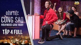 Đêm Tiệc Cùng Sao | Tập 4 Full | BB Trần, Long Nhật, Kyo York, Đỗ Duy Nam, Bella Mai, Ngọc Liên