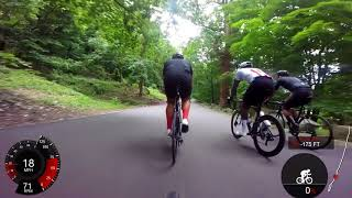 Justin Williams Group Ride p/b Strictly Bicycles 1/2