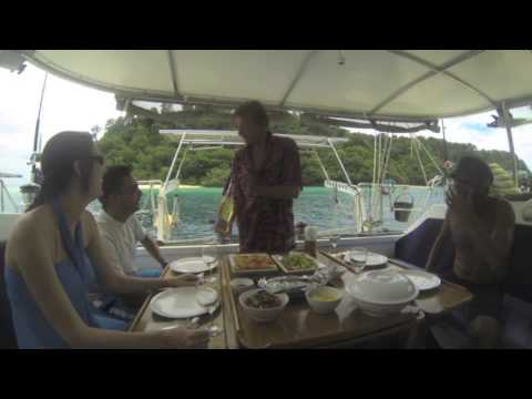 Thailand and Myanmar yacht charter