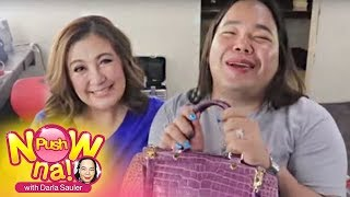 Push Now Na: Sharon Cuneta's bag raid Part 1