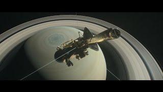 NASA at Saturn: Cassini's Grand Finale