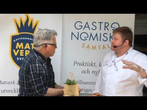 Manfred Enoksson, Mästerbagare Saltå Kvarn, om sin kärlek till bröd