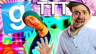 TRIPPIEST MAP EVER | Gmod TTT