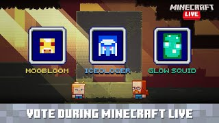 Minecraft Live: Vote for the Next New Mob!