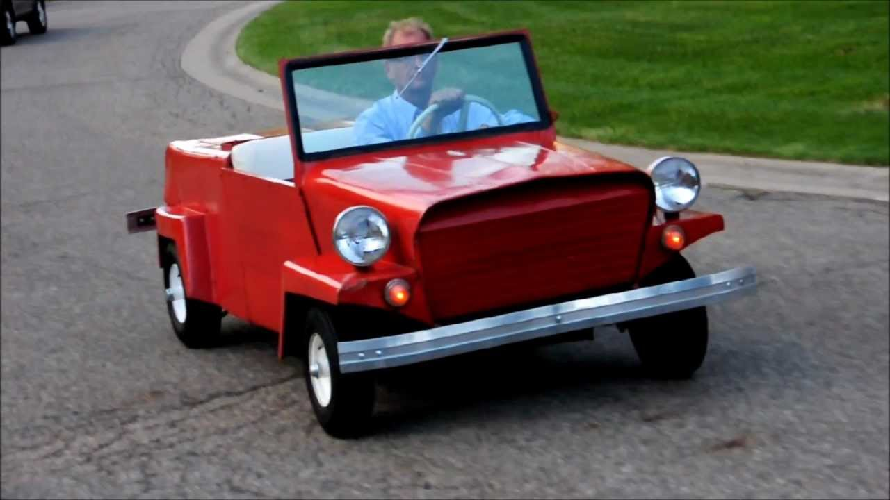 King midget auto for sale are