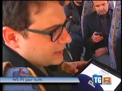 Social WiFi autobus Autoservizi Mereu Srl