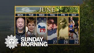 Calendar: Week of June 24, 2019