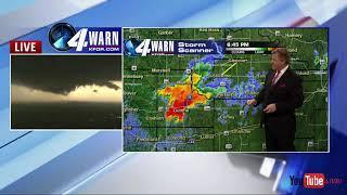 Oklahoma Severe Weather Coverage
