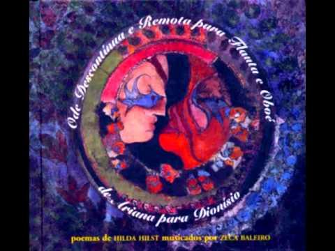Canção VIII - Zeca Baleiro - VAGALUME 30a52aecb40ce