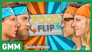 Fried Chicken Cupcake Vs. Cupcake Fried Chicken | FOOD FLIP