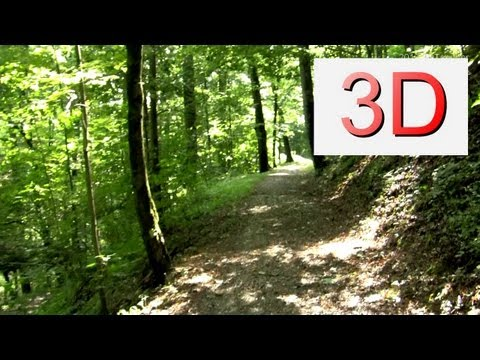 3D WALKING with Music #3 (ambient)