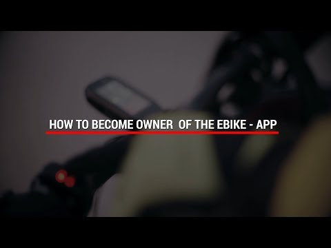ATOMX | HOW TO BECOME OWNER OF THE EBIKE APP