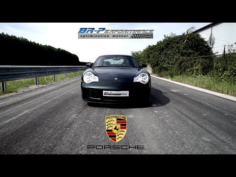 Porsche 996 3.6 Turbo Stage 1 By BR-Performance