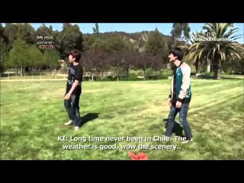 Super Junior KANG IN and EUNHYUK Funny Moments