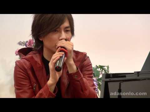 羅力威 ~ 大合唱 《尋找的是你》 @ 歌迷會聖誕大派對 - Part 9 (17.12.2011)