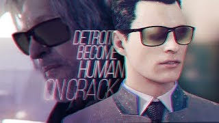 Detroit Become Human/Hank & Connor (Crack)