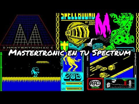 Mastertronic en el Spectrum (Cara A)