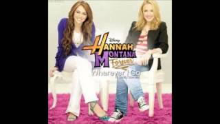 [Male Version] - Wherever I Go - Miley Cyrus (Hannah Montana) Feat Emily Osment