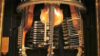 """100 Year Old Self-Playing Violin - """"The Eighth Wonder Of the World"""""""