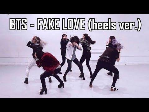 [EAST2WEST] BTS (방탄소년단) - Fake Love (High Heels Ver.)