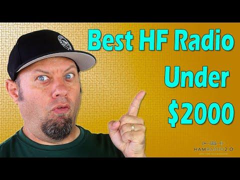Best HF Ham Radio Under 00 - 4 Best HF Transceivers 2021