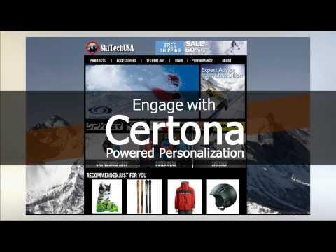 The Certona Advantage