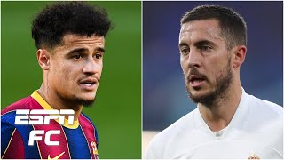 Bigger disappointment: Barcelona's Philippe Coutinho or Real Madrid's Eden Hazard? | Extra Time