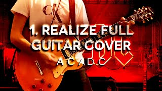 AC/DC - Realize Full Guitar Cover