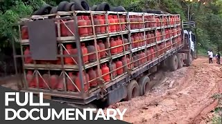 Deadliest Roads | Gabon | Free Documentary