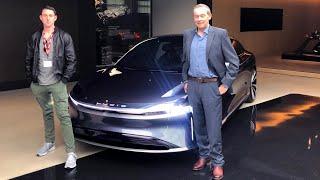Lucid Motors: Here's Why Tesla Should Fear Lucid Air