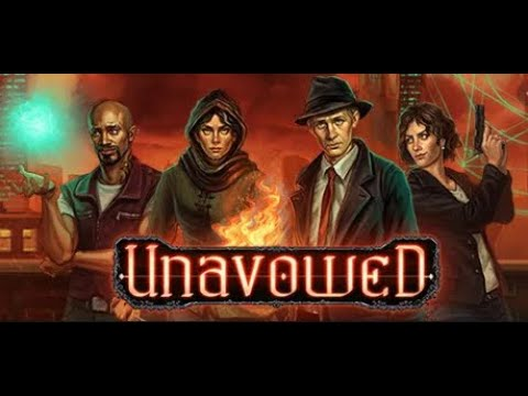 UNAVOWED (sin comentarios) on LiVe