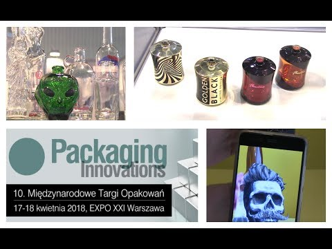 Выставка Packaging Innovations 2018