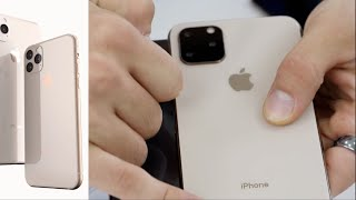 iPhone 11 Clone Unboxing!   (Review and Reaction)   Fake Vs. Real iPhone!