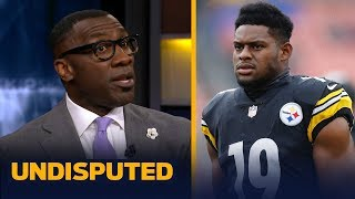 Shannon Sharpe believes AB needs to 'let it go' after trying to expose JuJu | NFL | UNDISPUTED
