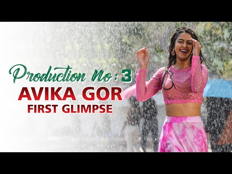 Birthday special: First glimpse of Avika Gor starring opposite Kalyaan Dhev in Production No. 3