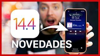 ✅ Apple lanza iOS 14.4, estas son TODAS sus NOVEDADES