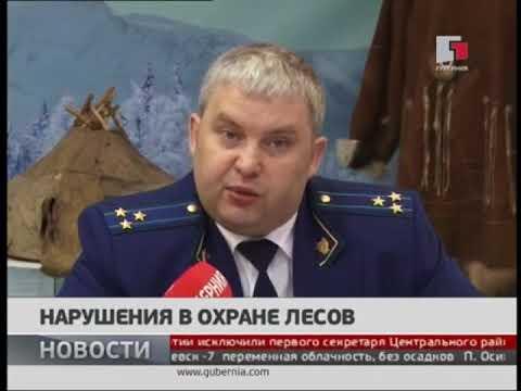 пресс-конференция Амурской бассейновой природоохранной прокуратуры