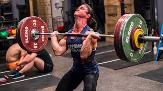 Results for Events 1 and 2 - 2020 CrossFit Games