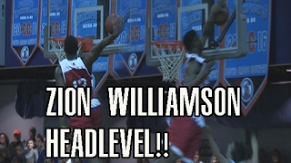 Zion Williamson Rules The Skies!! Drops 31 and 16 In Heated Matchup Against Spartanburg Christian