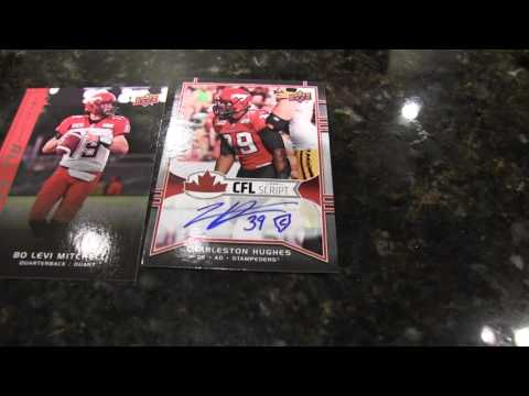 Box Busters: 2016 Upper Deck CFL