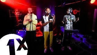 Young T & Bugsey ft. Aitch - Strike A Pose in BBC 1Xtra Live Lounge