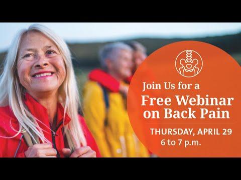 Back Pain Webinar - 4-29-2021