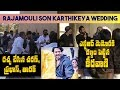 Prabhas, Jr NTR, Ram Charan have fun @ SS Rajamoulis son Karthikeyas wedding