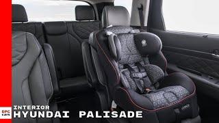 2020 Hyundai Palisade SUV Interior