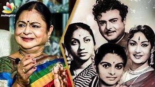Gemini Ganesan Regrets his Marriage with Savitri ? : Kamala Selvaraj Interview | Nadigaiyar Thilagam