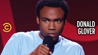 Donald Glover - Advice from Tracy Morgan - Comedy Central Presents