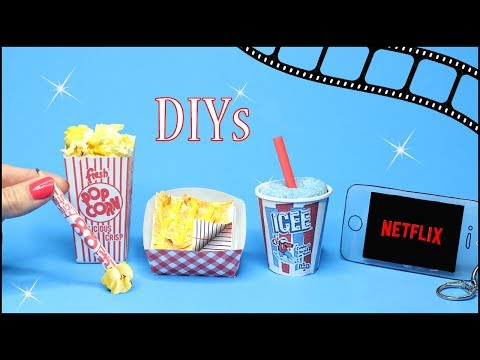 5 DIY School Supplies {Easy}! Weird DIY Crafts – Hacks w/ Food! Mini Notebook, Pens…Cool DIYs