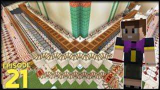 Hermitcraft 8 | Ep 21: MASSIVE MULTI-ITEM SORTING SYSTEM!