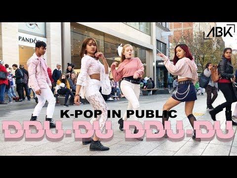[K-POP IN PUBLIC] BLACKPINK - DDU-DU DDU-DU (뚜두뚜두) Dance Cover by ABK Crew from Australia