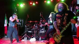 Brujeria LIVE 11-11-2017 with Jessica Pimentel Orange Is The New Black death metal Mexico